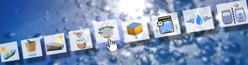 HWTS Water purification - Potabilizacion de agua