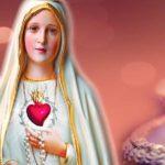 El 5 de agosto celebramos el cumpleaños de la Virgen María