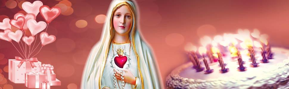 Nacimiento Virgen Maria Agosto